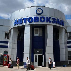 Автовокзалы Алатыря