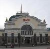 Железнодорожные вокзалы в Алатыре