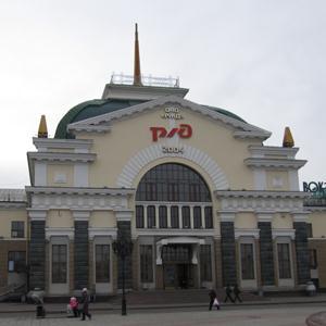 Железнодорожные вокзалы Алатыря